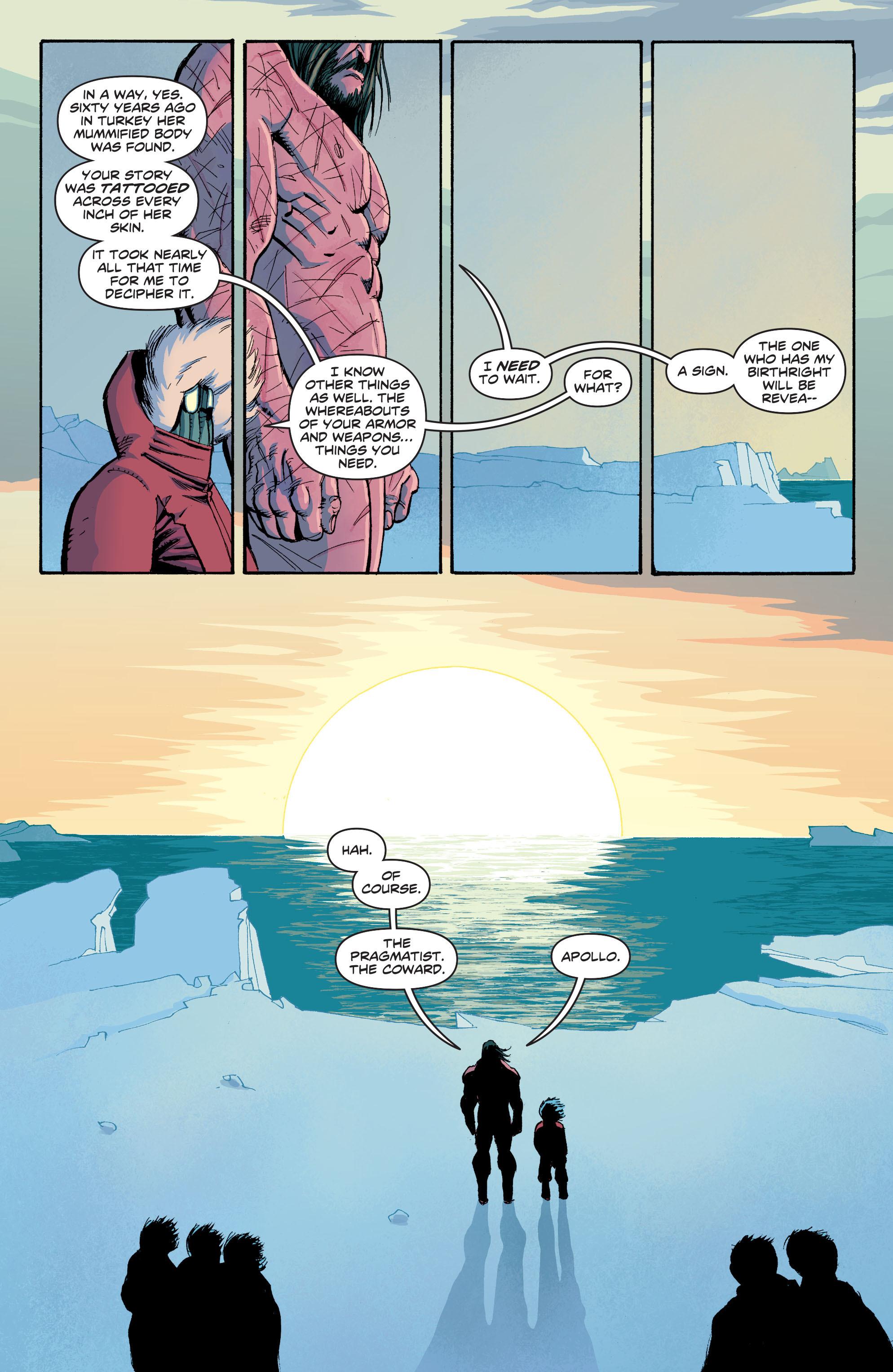 Read online Wonder Woman (2011) comic -  Issue #14 - 16