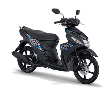 Yamaha Mio M3 125 Blue Core