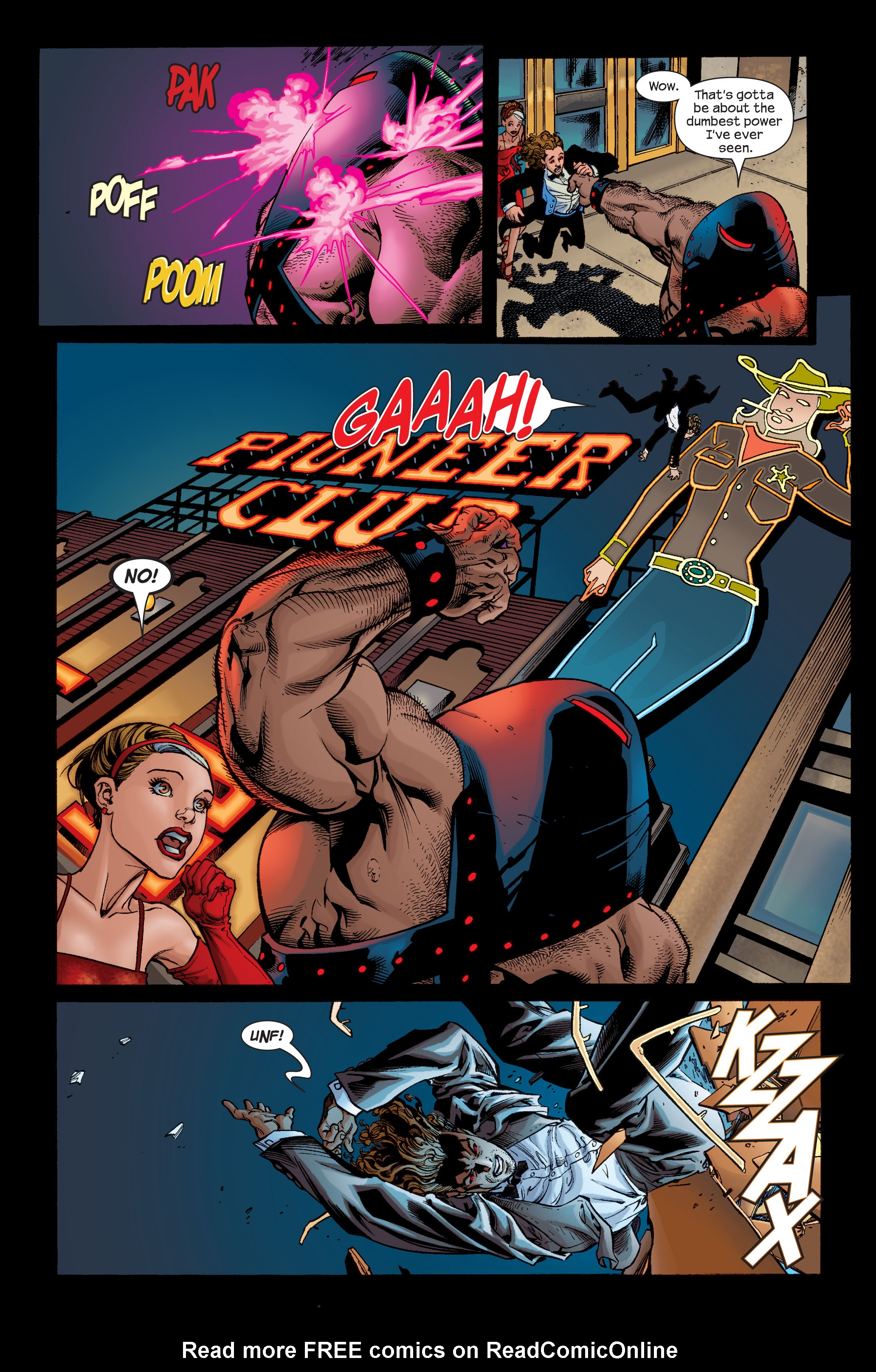 Read online Ultimate X-Men comic -  Issue # _Annual 1 - 14