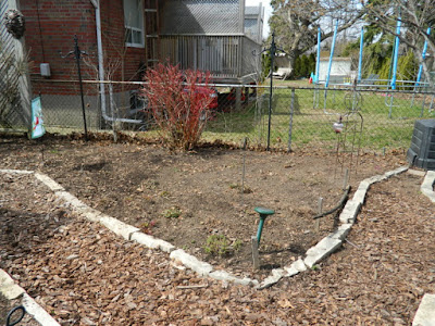 Etobicoke Toronto spring garden cleanup after by Paul Jung Gardening Services