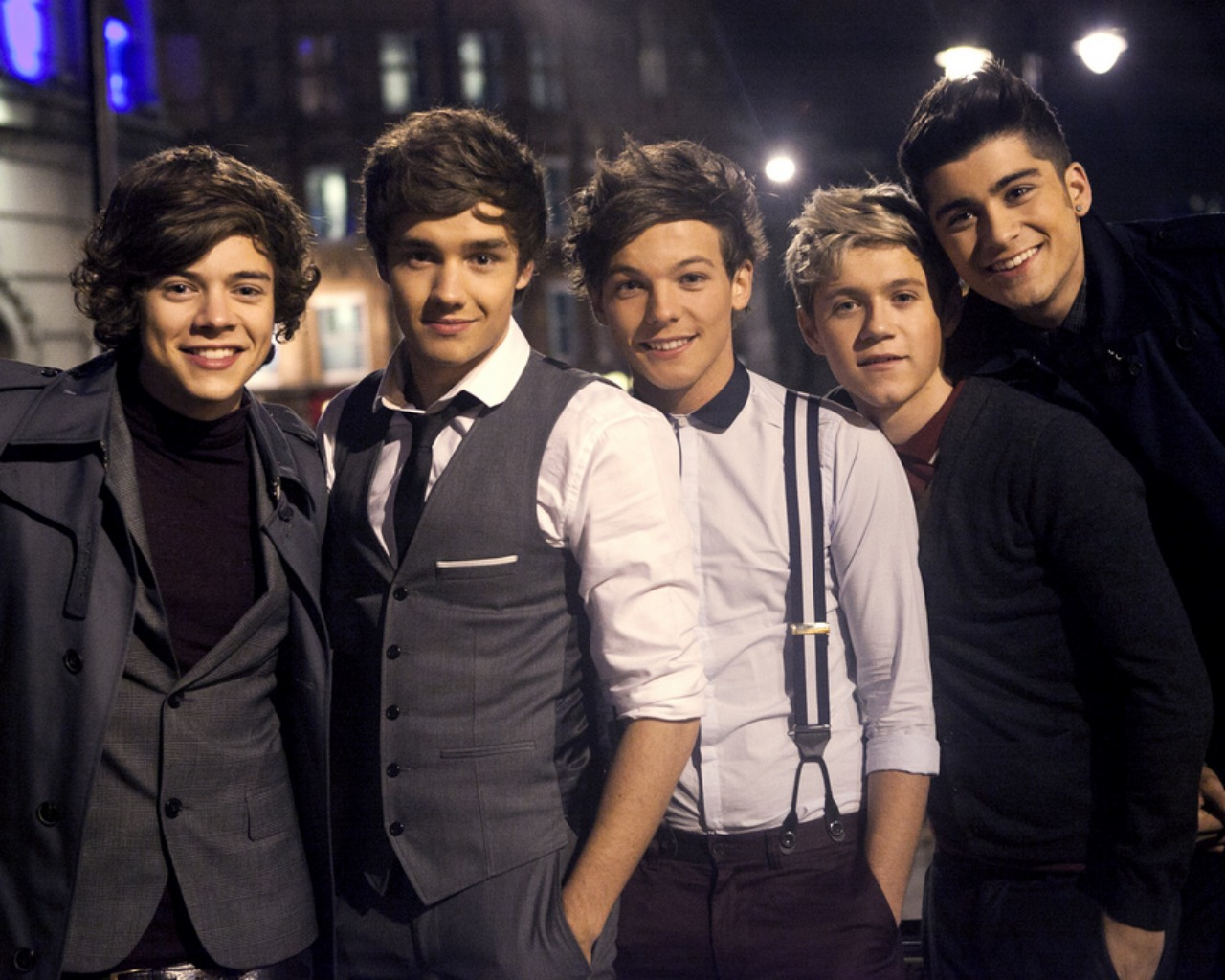 TREND WALLPAPERS: One Direction Wallpapers