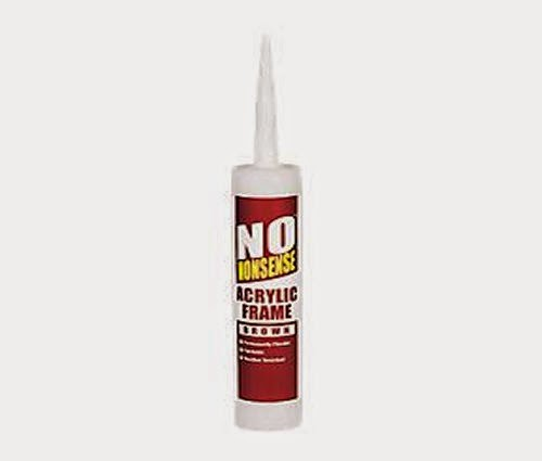 Acrylic Frame Sealant Brown