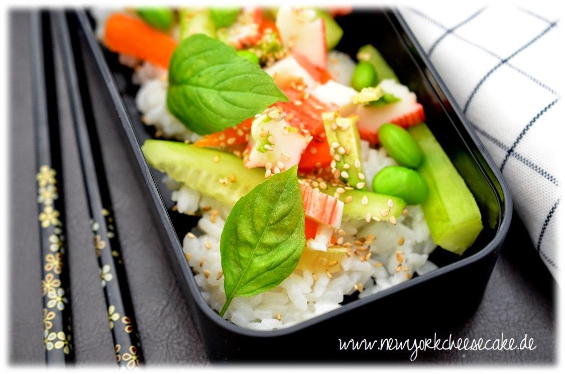 Lunch, Bento, Japanisch to go