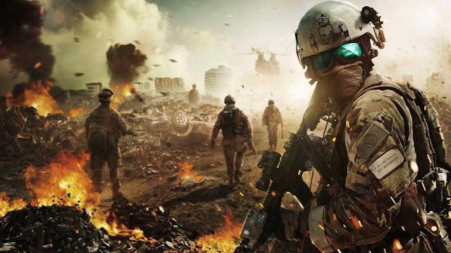 Bertemakan Perang Terbaik Versi Hhandromax.com 10 Game PS2 Bertemakan Perang Terbaik
