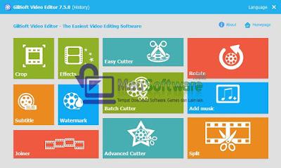 cara mudah edit video dengan gilisoft video editor dengan hasil yang berkualitas