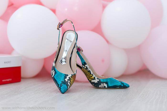 Los zapatos españoles favoritos de las famosas influencers bloggers