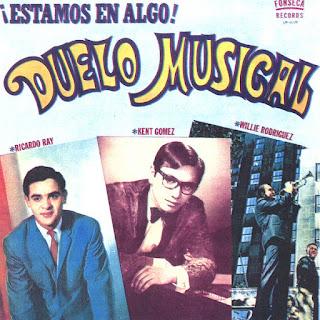 ¡ESTAMOS EN ALGO! DUELO MUSICAL - VA (1967)