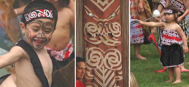 New Zealand Traditions: New Zealand: Maori Culture And Traditions