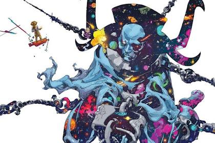 Mengenal Eternity, Perwujudan Waktu dan Realitas di Marvel Universe