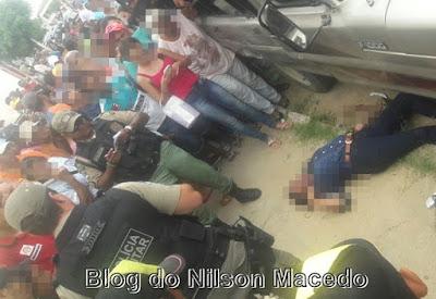 IPUBI-PE: Mulher de 45 anos é assassinada com tiro na cabeça