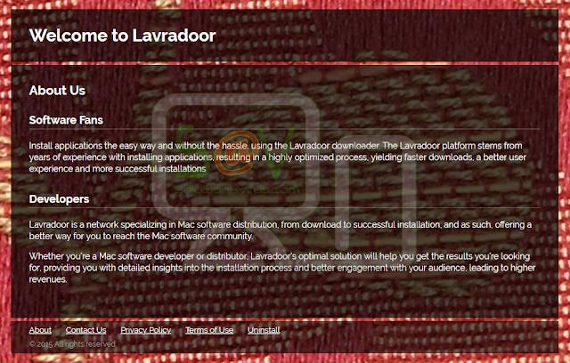 Lavradoor (Adware)