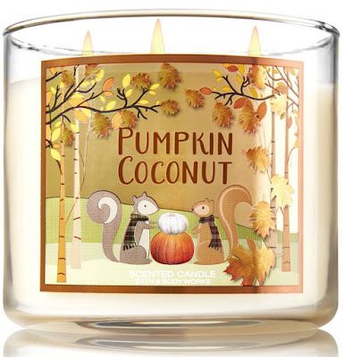 revue favoris bath and body works avis review favorite pumpkin coconut