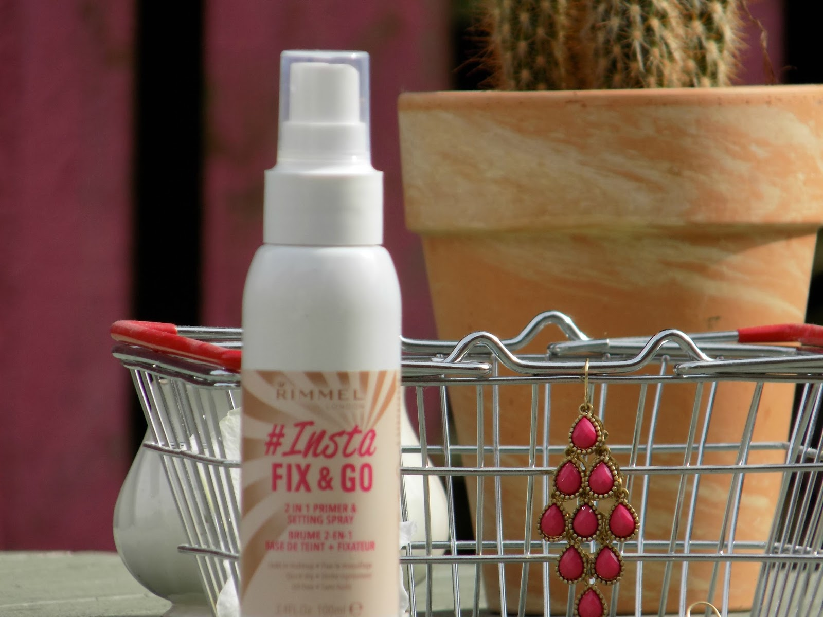 rimmel #insta fix & go spray