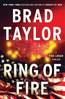 Ring of Fire - Brad Taylor [kindle] [mobi]