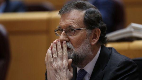 Investigación arroja corrupción en el partido de Mariano Rajoy