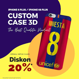 custom case iphone murah