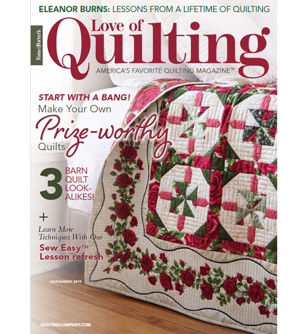 new!  2019 Jul-Aug Love of Quilting magazine (click!)