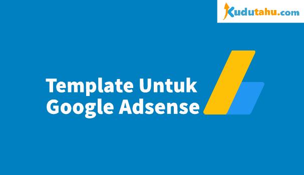 Template Untuk Google Adsense