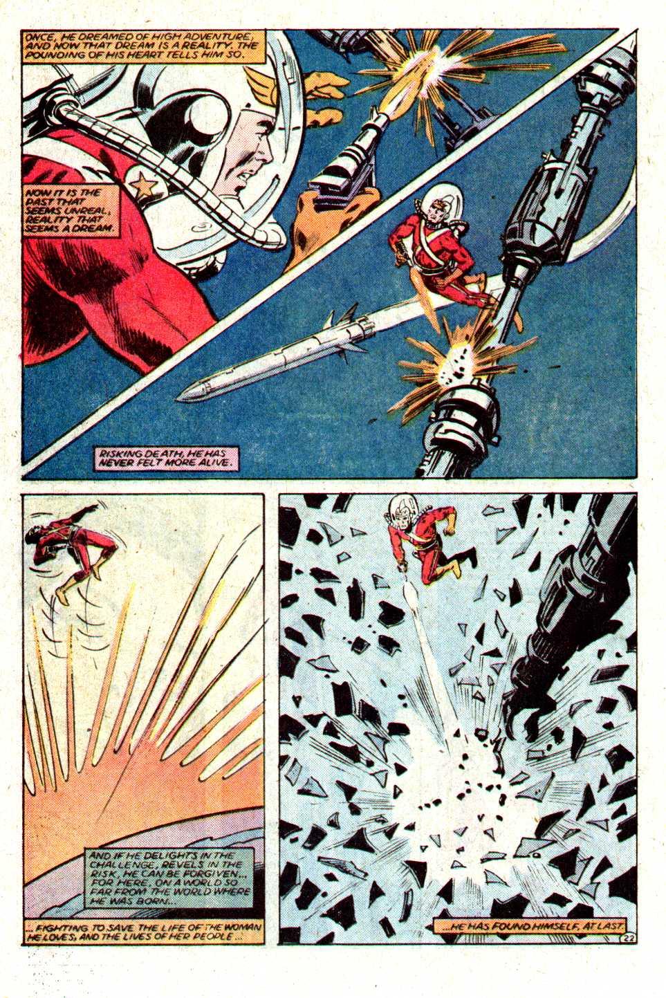 Read online Secret Origins (1986) comic -  Issue #17 - 23