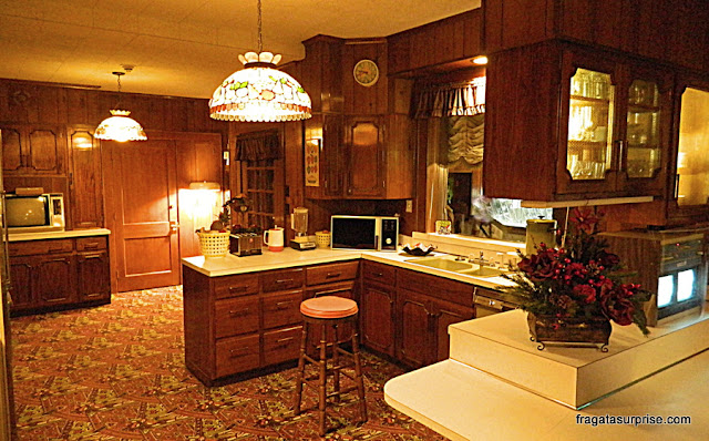 Cozinha de Graceland