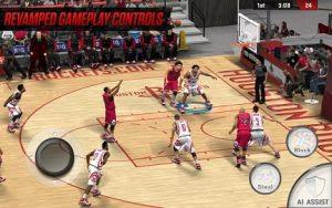 NBA 2K17 MOD v0.0.21 Apk+Data Terbaru