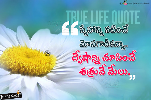 realistic friendship quotes in telugu, true life messages in telugu, inspirational friendship quotes in telugu