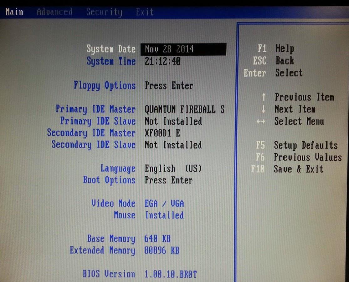 🔥 Gateway FX 6800-01e BIOS Update from Gateway Unsupported