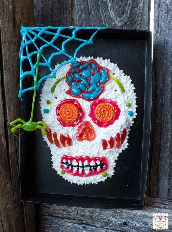 Festa de Aniversrio Mexicana no Dia de los Muertos Inspirao  Noiva com Classe