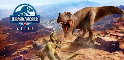Jurassic World Alive Apk For Android