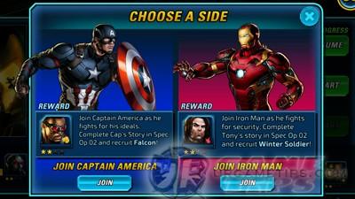 MAA 2 Captain America Civil War