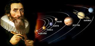 The History of Flat Earth Johannes-Kepler