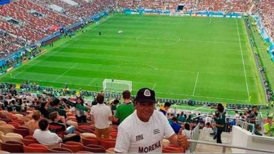 Por irse al mundial, Morena pide sustitución de candidato en Puebla