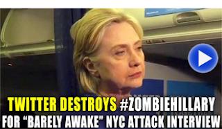 #ZombieHillary
