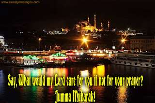jumma messages for friends