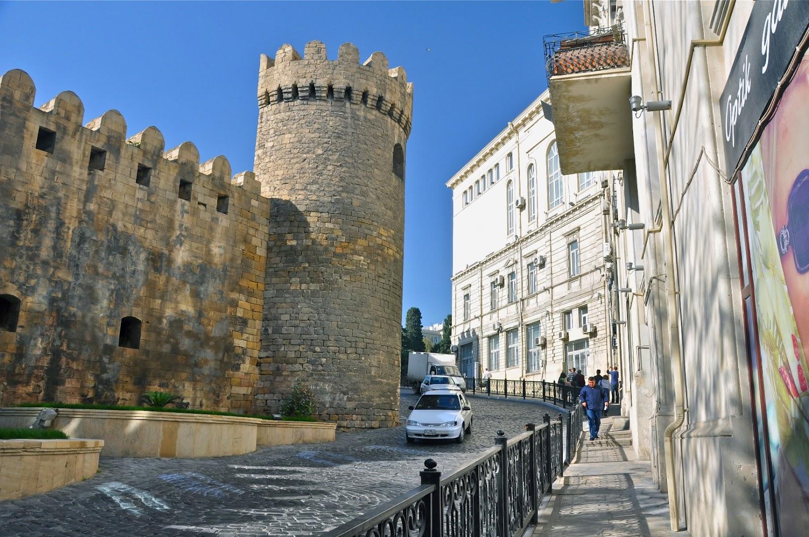 Old City Baku Hotels