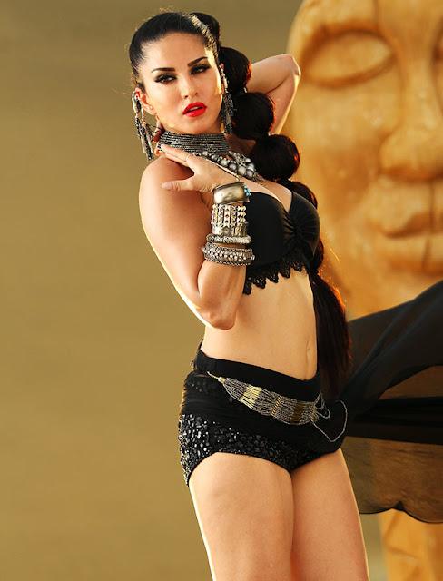 Sunny Leone's hot photo from the movie leela
