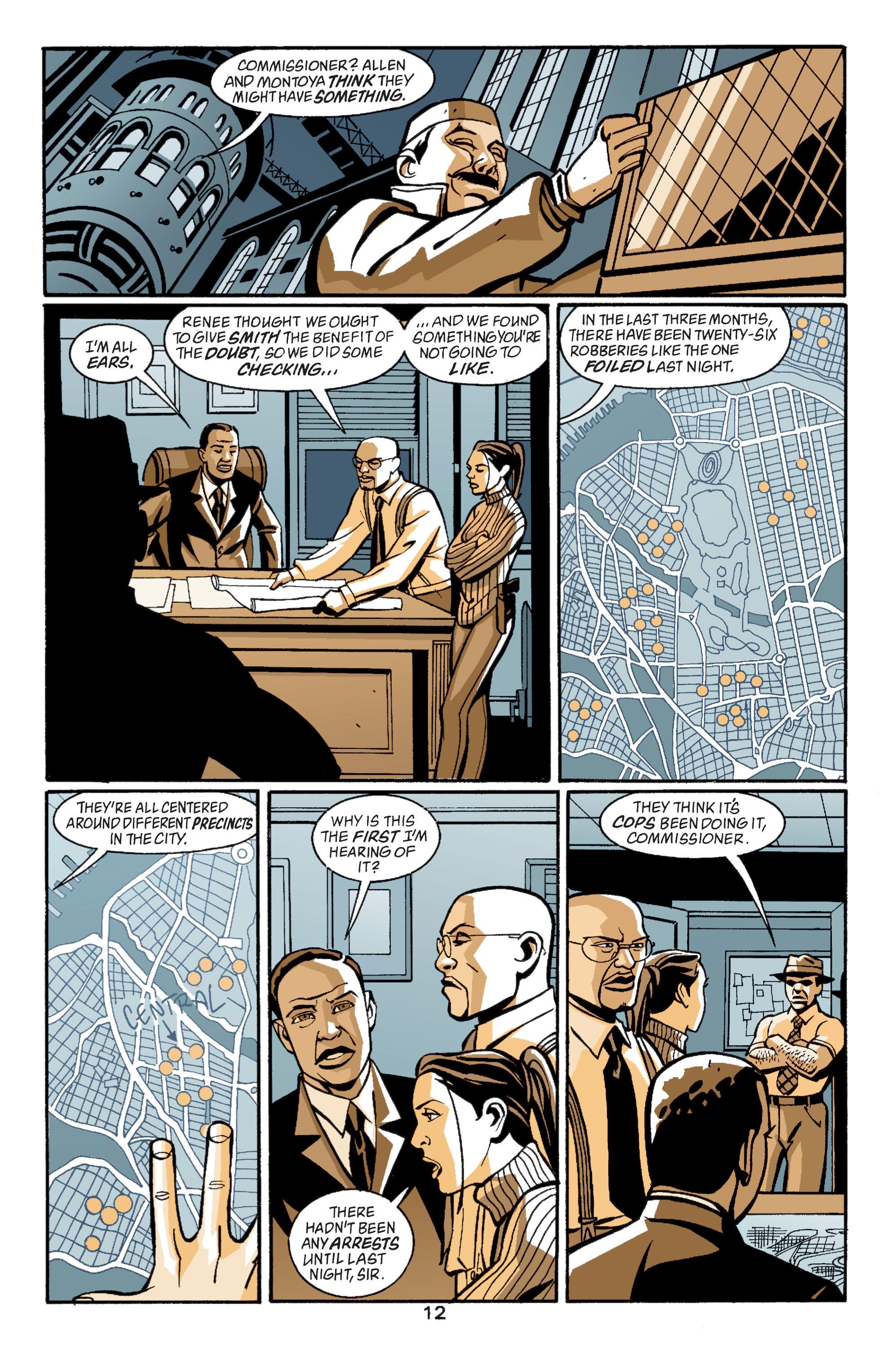 Detective Comics (1937) 758 Page 12
