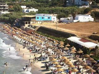 Appel à monsieur le gouverneur de Bizerte ! C'est une vue de Ain Mestir (Rafraf). Aucun espace gratuit