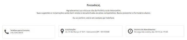 telefone prefeitura votorantim (15) 3353-8533