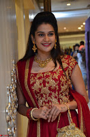 Jenny Honey in Stunning Dark Red Anarkali Dress at Splurge   Divalicious curtain raiser ~ Exclusive Celebrities Galleries 080.JPG
