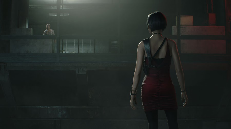 resident evil 2 remake ada wong screens 3