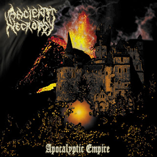 Ancient Necropsy, Apocalyptic Empire, Album, Metal Colombiano