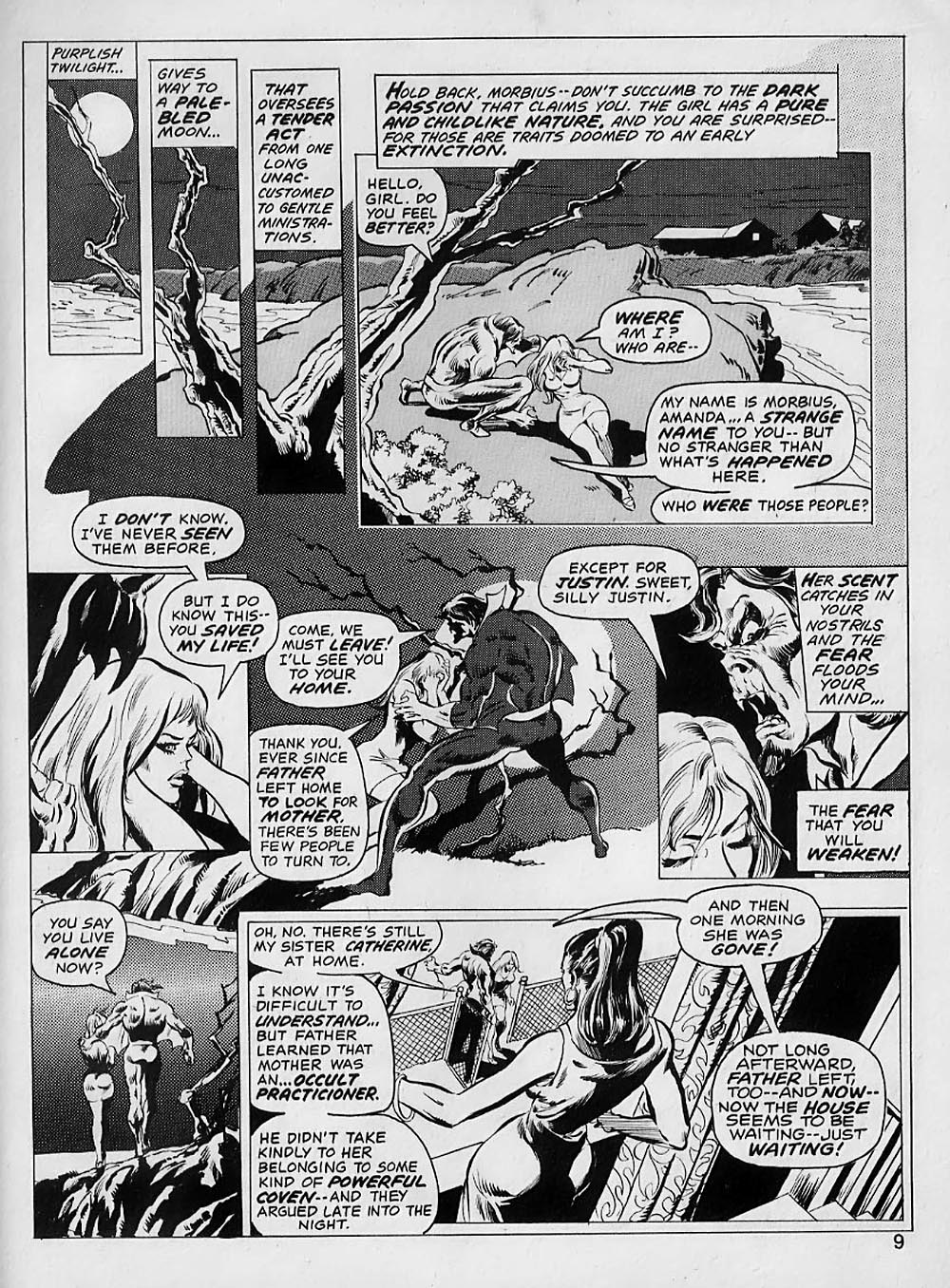 Vampire Tales issue 2 - Page 10