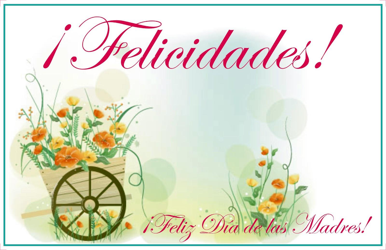D a de las madres 2016 imagenes frases felicitaciones - Mecanismo para reloj de pared ...