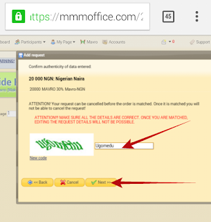 MMM nigeria provide help, MMM registration
