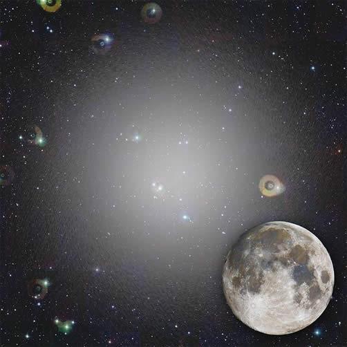 Cráter 2: La colosal galaxia recién descubierta y que orbita a la Vía Láctea.
