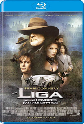 The League Of Extraordinary Gentlemen [Latino]