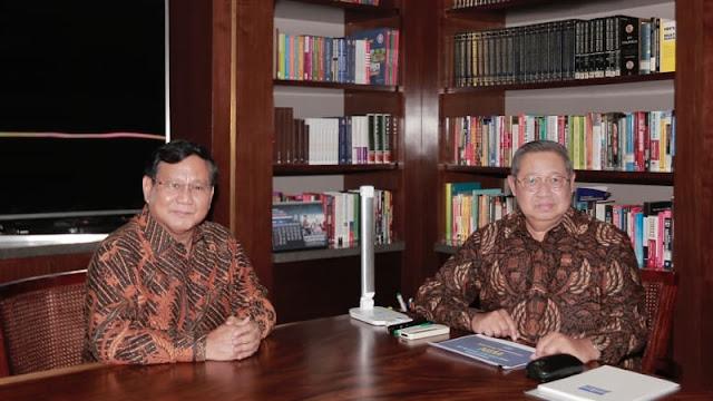 Sindiran SBY untuk Jokowi: dari Kemiskinan, Ekonomi, Sampai Korupsi