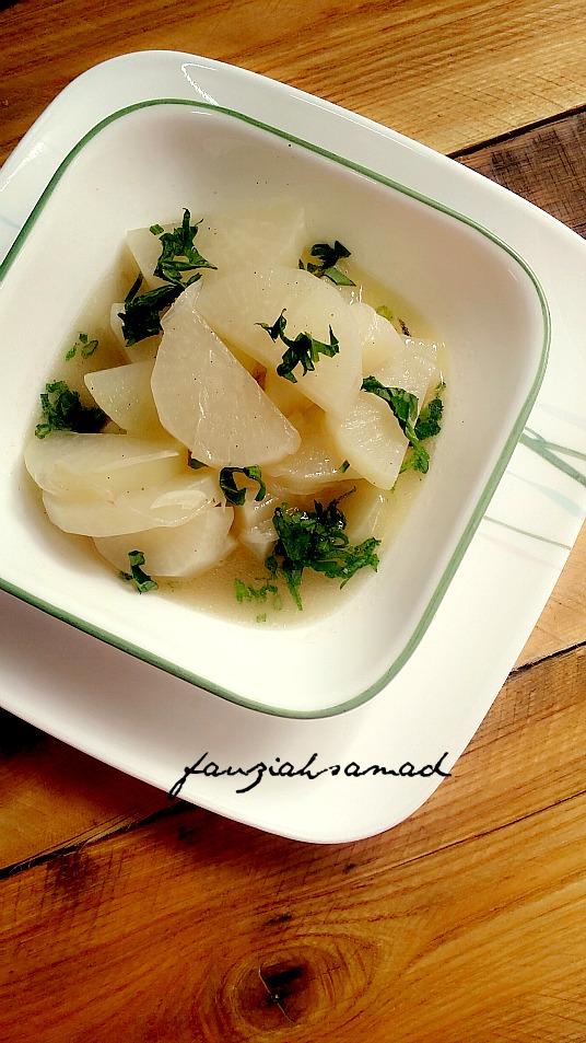 resepi lobak putih goreng menikmati hoon goreng resepi mee hoon goreng putih simple Resepi Bihun Goreng Tanpa Cili Kering Enak dan Mudah