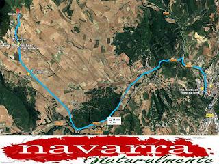 214 Cueva de San Prudencio Sierra Lókiz  Como Venir  Estella Lizarra  a  Ganuza    www.casaruralurbasa.com  Para venir a conocer La Cueva de los Buitres de San Prudencio, en la Sierra de Lókiz, hay que acercarse  hasta la Comarca de Urbasa Estella, en Navarra.